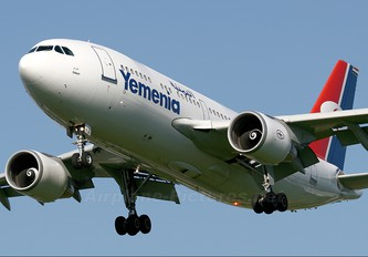 F-OHPR - Yemenia - Yemen Airways Airbus A310