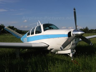 G-ARZN - Private Beechcraft 35 Bonanza V series