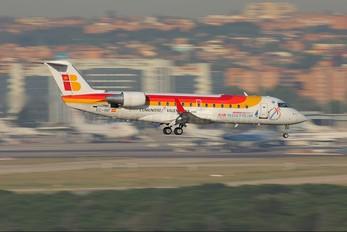 EC-INF - Air Nostrum - Iberia Regional Canadair CL-600 CRJ-200