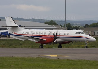 G-ISAY - Highland Airways Scottish Aviation Jetstream 41