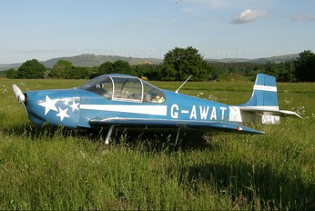 G-AWAT - Private Druine D.62 Condor
