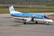 PH-XLB - KLM Exel Embraer EMB-120 Brasilia aircraft