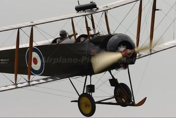 G-ADEV - The Shuttleworth Collection Avro 504K