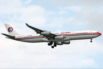 B-2384 - China Eastern Airlines Airbus A340-300