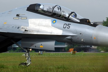 M52-05 - Malaysia - Air Force Sukhoi Su-30MKM