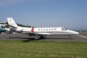 OE-GHP - Private Cessna 560 Citation Encore