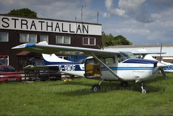 G-BMOF - Wild Geese Skydiving Centre Cessna 206 Stationair (all models)