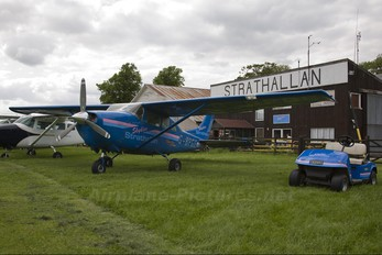 G-BPGE - Skydive Strathallan Cessna 206 Stationair (all models)