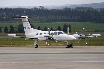 HB-LTM - Private Piper PA-42 Cheyenne