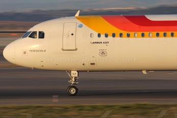 EC-ILP - Iberia Airbus A321