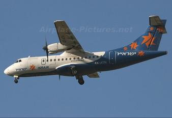 4X-ATN - Israir Airlines ATR 42 (all models)
