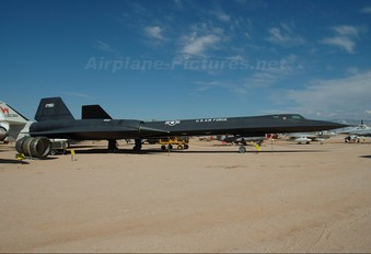 61-7951 - USA - Air Force Lockheed SR-71A Blackbird