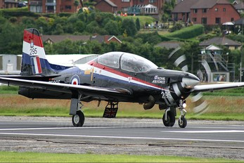 ZF295 - Royal Air Force Short 312 Tucano T.1
