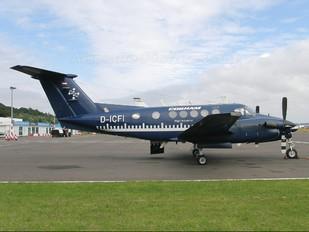 D-ICFI - AFI Flight Inspection / Cobham Flight Inspection Beechcraft 200 King Air