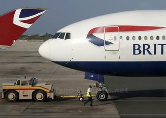 G-VIIM - British Airways Boeing 777-200
