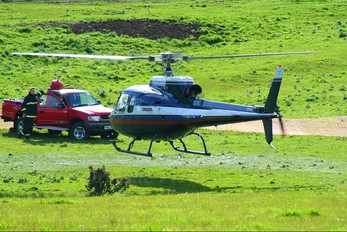 G-WKRD - Private Aerospatiale AS350 Ecureuil / Squirrel