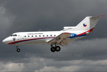 1257 - Czech - Air Force Yakovlev Yak-40