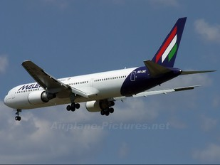HA-LHC - Malev Boeing 767-300ER