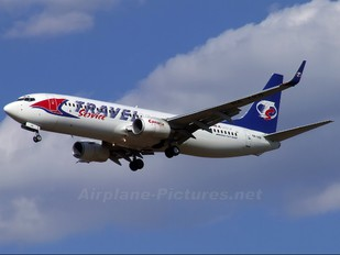 HA-LKB - Travel Service Boeing 737-800