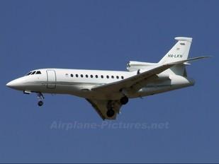 HA-LKN - Private Dassault Falcon 900 series