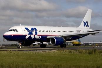 D-AXLC - XL Airways Germany Airbus A320