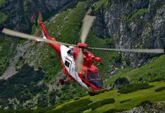 SP-SXW - Tatra Mountains Rescue (TOPR) PZL W-3 Sokol