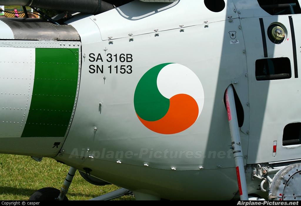Ireland - Air Corps 196 aircraft at Off Airport - Ireland