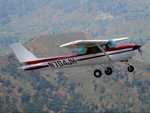 N704JH - Private Cessna 150