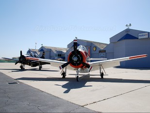 N6255 - Private North American T-28B Trojan