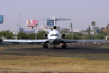 XA-SLG - Aviacsa Boeing 727-200 (Adv)