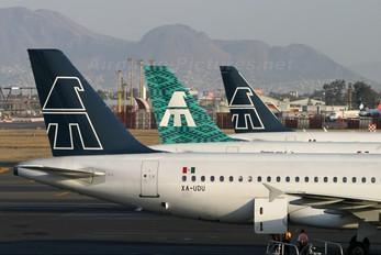 XA-UDU - Mexicana Airbus A320
