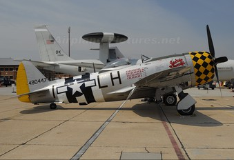 N1345B - Private Republic P-47D Thunderbolt