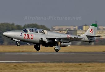 2013 - Poland - Air Force PZL TS-11 Iskra