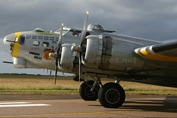 N390TH - Liberty Foundation Boeing B-17G Flying Fortress