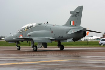 ZK123 - Royal Air Force British Aerospace Hawk 132