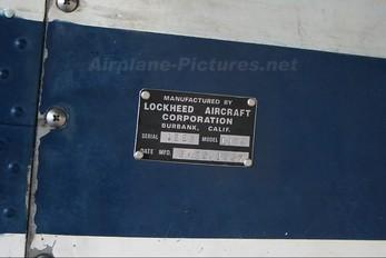 NC18130 - Private Lockheed 12 Electra Junior