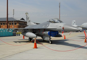 85-1560 - USA - Air Force General Dynamics F-16C Fighting Falcon