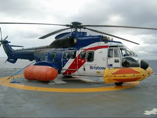 VH-BHX - Bristow Helicopters Aerospatiale AS332 Super Puma