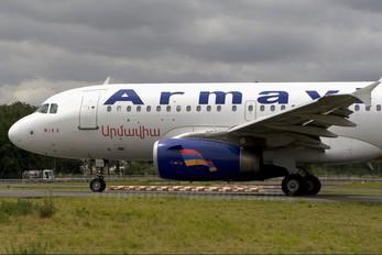 EK-32011 - Armavia Airbus A319