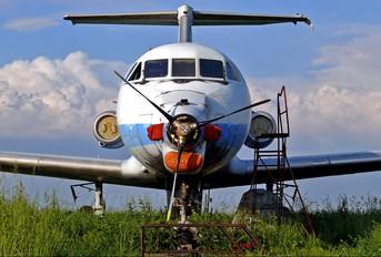 OK-020 - Czech Flight Research Institute Yakovlev Yak-40