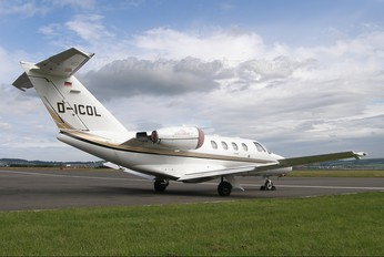 D-ICOL - Private Cessna 525 CitationJet