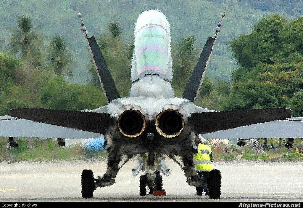 Malaysia - Air Force - aircraft at Langkawi