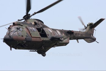 S-453 - Netherlands - Air Force Aerospatiale AS532 Cougar