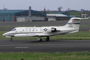 84-0120 - USA - Air Force Learjet C-21A