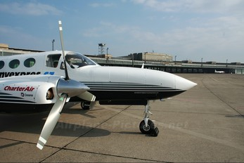OK-SUR - Ponyexpres Cessna 421 Golden Eagle