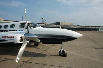OK-SUR - Ponyexpres Cessna 421 Golden Eagle