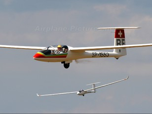 SP-1553 - Aeroklub Ziemi Lubuskiej PZL SZD-48 Jantar
