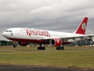 VT-VJL - Kingfisher Airlines Airbus A330-200