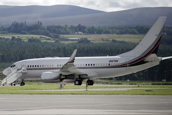 N127QS - Netjets (USA) Boeing 737-700 BBJ