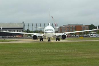 A6-RJX - Royal Jet Boeing 737-700 BBJ